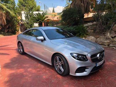 usado Mercedes E220 4Matic Coupe 9G-TRONIC AMG Line