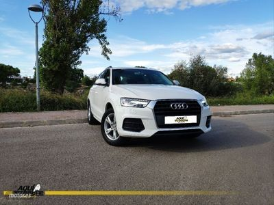 usado Audi Q3 1.4 TFSI CoD Sport edition