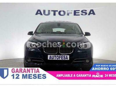 usado BMW 530 Gran Turismo Serie 5 da 258 cv en Madrid
