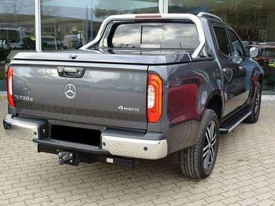 usado Mercedes X250 d Progressive Aut.