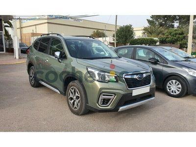 usado Subaru Forester 2.0i Hybrid Executive Cvt 150 cv en Illes Balears