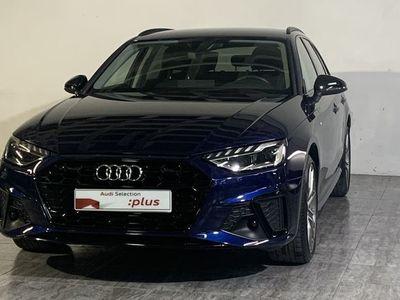 usado Audi A4 Avant Black line edition 35 TDI 120(163) kW(CV) S tronic