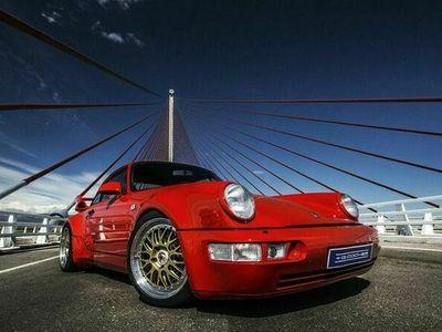 usado Porsche 911 3.6 Turbo Coupé