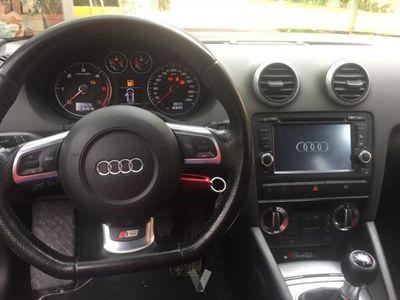 usado Audi A3 2.0 TDI 140cv DPF Attraction -09