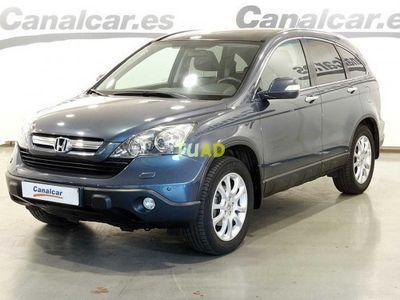 usado Honda CR-V 2.2 i-CTDi Luxury 140CV