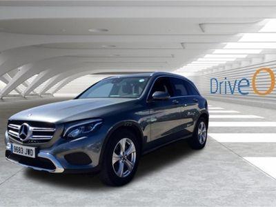 używany Mercedes GLC220 d 4MATIC 125 kW (170 CV)