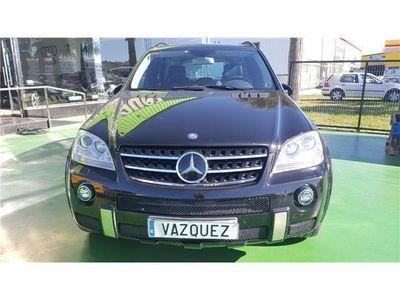 usado Mercedes ML63 AMG AMG *SERVICIO OFICIAL*