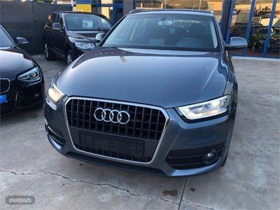 brugt Audi Q3 2.0 TDI 140cv Ambition