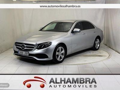 usado Mercedes E220 ClaseAUTO
