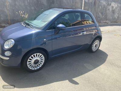 usado Fiat 500 1.2 8v 69cv Sport