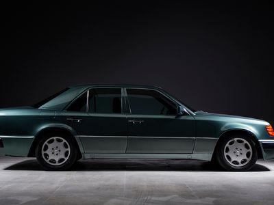 usado Mercedes E500 MERCEDESW124 1º SERIE 326 CV