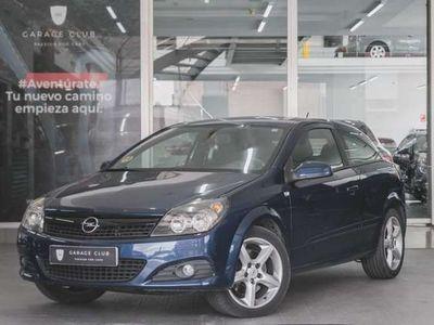 usado Opel Astra Deportivo Manual de 3 Puertas