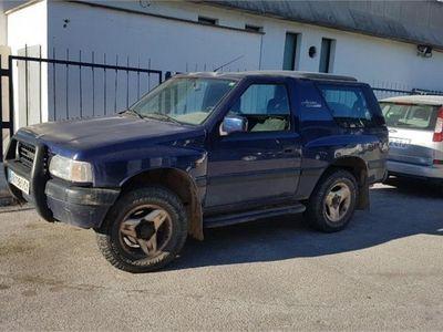 brugt Opel Frontera 2.5 TDS ARIZONA SPORT