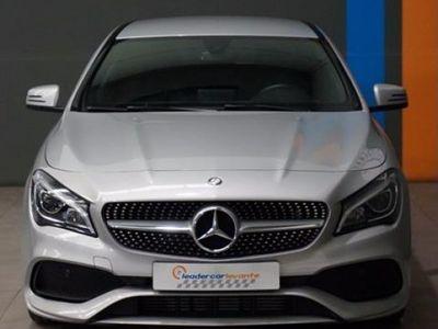 usado Mercedes CLA200 CLA 200AMG Line7G-DCT AUT.