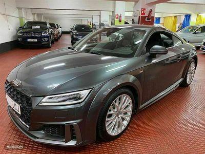 usado Audi TT 40 TFSI 145kW S tronic S Line Edit Coupe