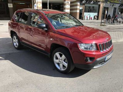 usado Jeep Compass Diesel 2.2CRD Limited 4x4 Limited