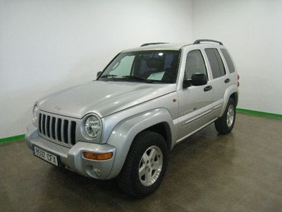 used Jeep Cherokee 3.7l V6 Limited