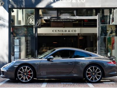 brugt Porsche 911 Carrera S 991 Coupé PDK
