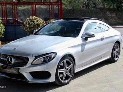 usado Mercedes 220 Clase CAMG LINE, 9G TRONIC, TECHO PANORAMICO, COMAND ONLINE