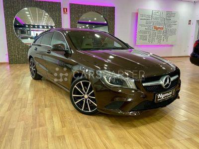 usado Mercedes CLA220 Shooting Brake CDI 7G-DCT