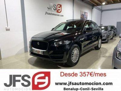 usado Jaguar F-Pace 2.0i4D Portfolio RWD 180