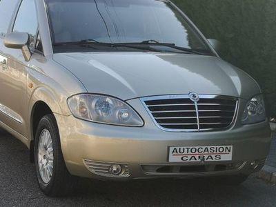 usado Ssangyong Rodius 270 Xdi Limited AWD