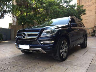usado Mercedes GL500 4M BE Aut.