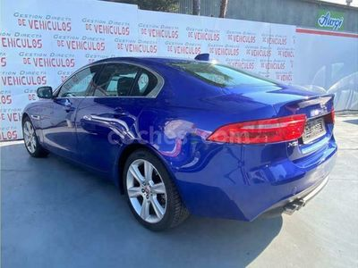 usado Jaguar XE Xe2.0 Diesel Portfolio 180 180 cv en Madrid