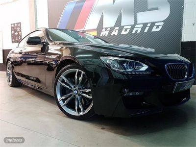 usado BMW 640 Serie 6 d xDrive