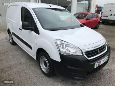 usado Peugeot Partner Furgon Confort L1 1.6 HDi 75