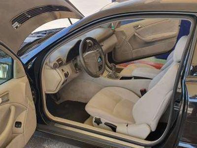 usado Mercedes C220 Sportcoupé CDI