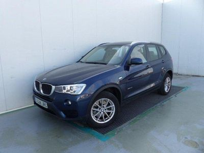 usado BMW X3 SDRIVE18DA