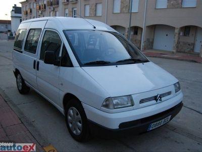 usado Citroën Jumpy 2.0 HDI Confort 5 plazas 110CV