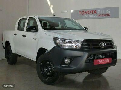 usado Toyota HiLux 2.4 D4D Cabina Doble GX 4x4