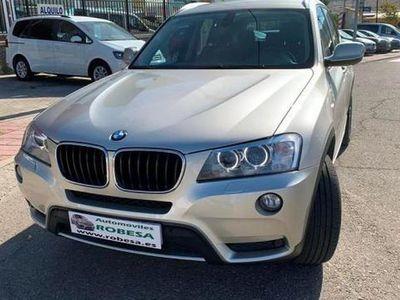 usado BMW X3 xDrive20d Aut.
