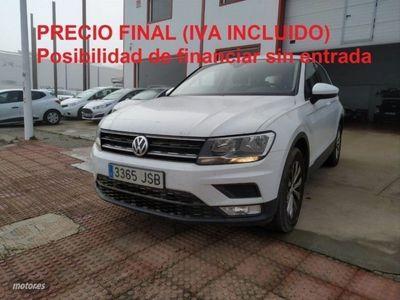 usado VW Tiguan Edition 2.0 TDI 150CV BMT