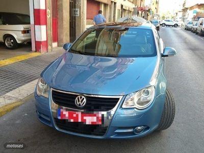 used VW Eos 2.0TDI