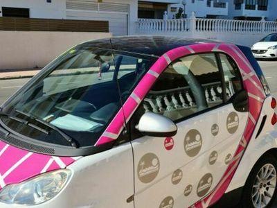 usado Smart ForTwo Cabrio 52 mhd Pure Aut.