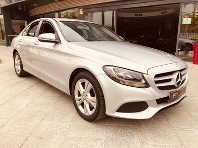 used Mercedes C220 d 7G Plus