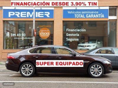 usado Jaguar XF 2.0 I4 147kW 200CV Prestige Auto