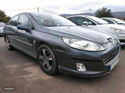 usado Peugeot 407 Premium HDI 136