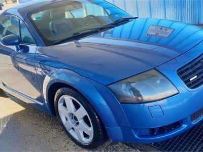 brugt Audi TT Coupe 1.8T 225 CV quattro