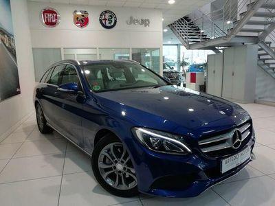 usado Mercedes C220 Estate BlueTec 7G Plus