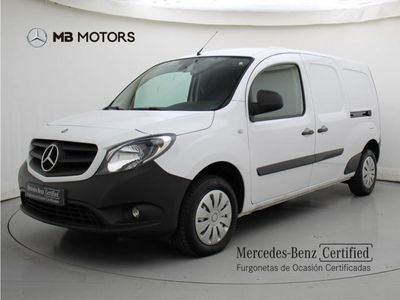 usado Mercedes Citan 111 CDI Furgon EXTRALARGO