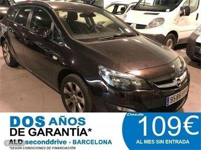 usado Opel Astra 1.7 CDTi 110CV Business ST *NAV, 129€/MES *