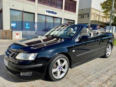 usado Saab 9-3 Cabriolet 2.0T Vector