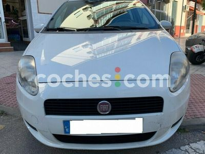 usado Fiat Punto 1.3mjt Easy 75 cv en Malaga