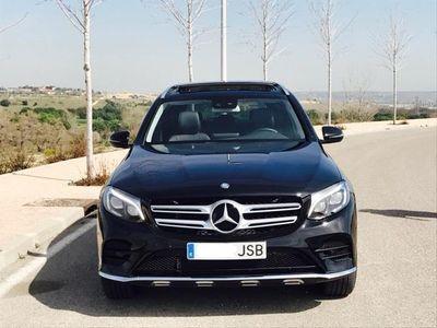 usado Mercedes GLC250 d 4Matic