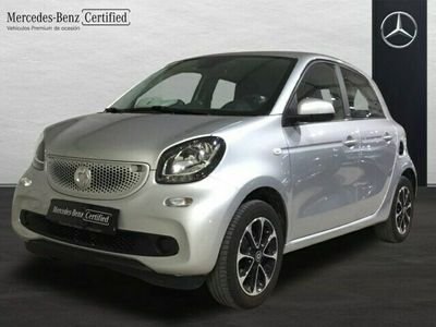 usado Smart ForFour Basis passion