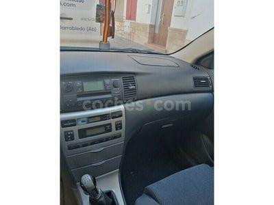 usado Toyota Corolla 2.0 D4-d Sol 90 cv en Albacete